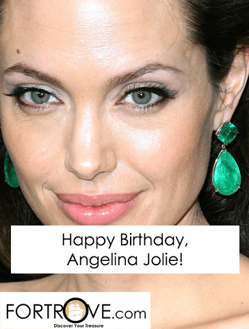 Happy Birthday, Angelina Jolie!