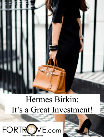 We Keep Telling You: Hermes Birkin Bags Are An Investment!