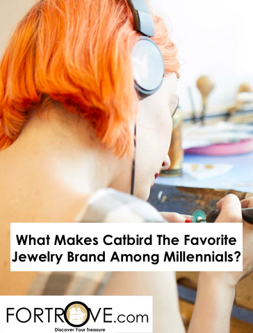 What Makes Catbird The Favorite Jewelry Brand Among Millennials?