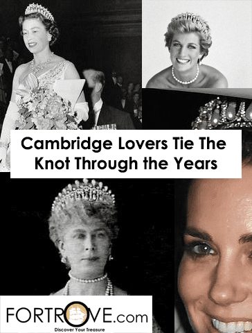 Cambridge Lovers Tie The Knot Through the Years