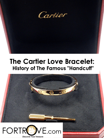 The Cartier Love Bracelet: Dazzling Facts About The Famous