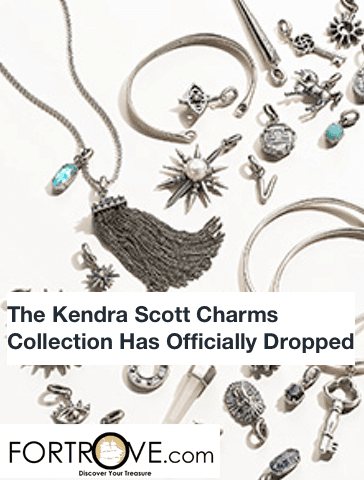 The Kendra Scott Charms Collection Has Officially Dropped