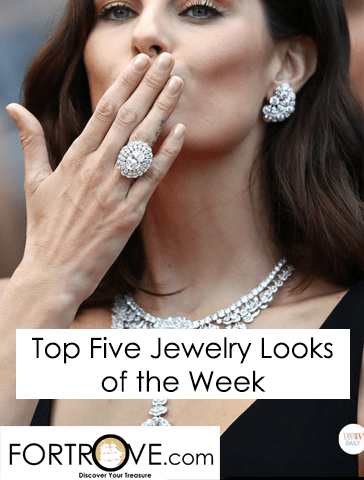 Top Five  Jewelry Looks of the Week