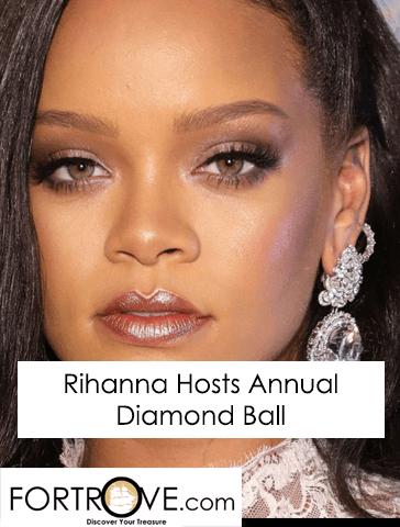 Rihanna's Fourth Annual Diamond Ball
