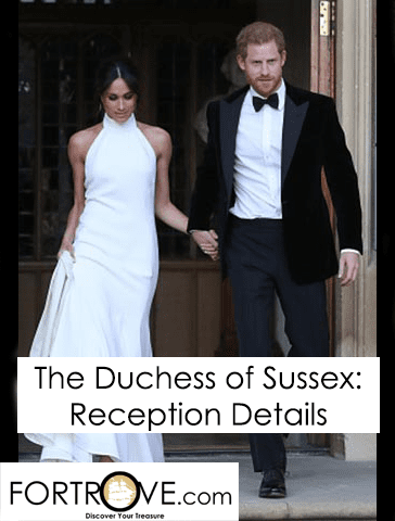 Duchess of Sussex: Reception Details