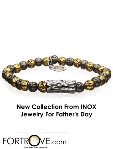 New Collection From INOX Jewelry For Father's Day