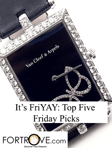 It's FriYAY: Top Five Friday Picks