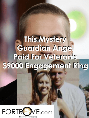 This Mystery Guardian Angel Paid For Veteran's $9000 Engagement Ring