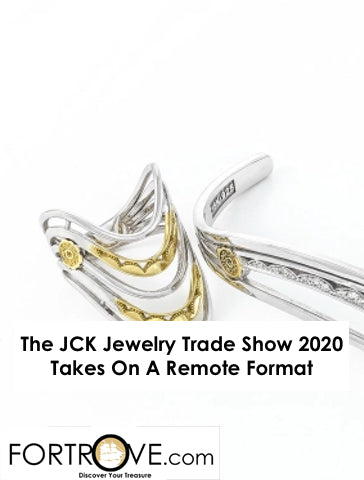 The JCK Jewelry Trade Show 2020 Takes On A Remote Format
