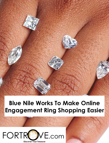 Blue Nile Works To Make Online Engagement Ring Shopping Easier