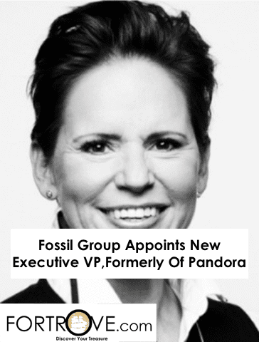 Fossil Group Appoints New Executive VP, Formerly Of Pandora