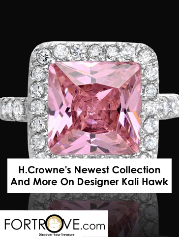 H.Crowne's Newest Collection And More On Designer Kali Hawk