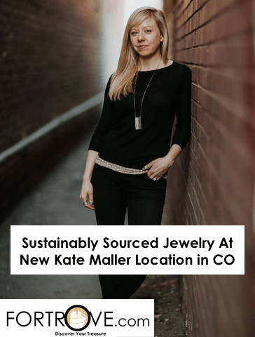 Sustainably Sourced Jewelry At New Kate Maller Location in CO