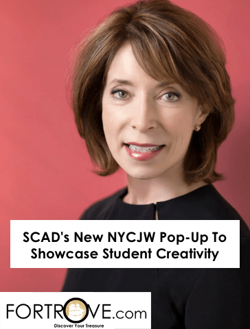 SCAD's New NYCJW Pop-Up To Showcase Student Creativity