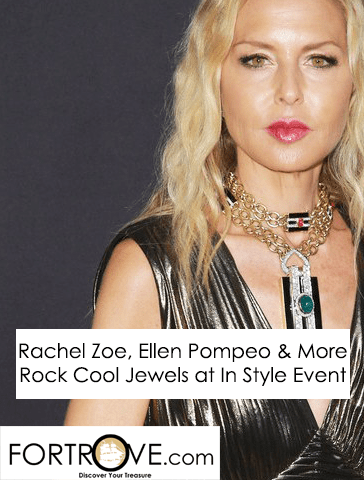 Rachel Zoe, Ellen Pompeo & More Rock Cool Jewels at InStyle Awards