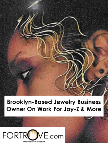 Brooklyn-Based Jewelry Business Owner On Work For Jay-Z & More