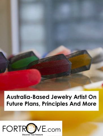 Australia-Based Jewelry Artist On Future Plans, Principles And More