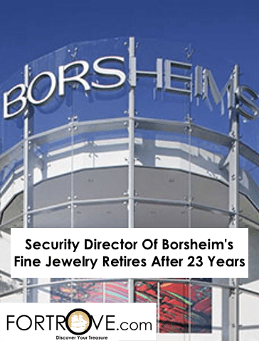 Security Director Of Borsheim's Fine Jewelry Retires After 23 Years