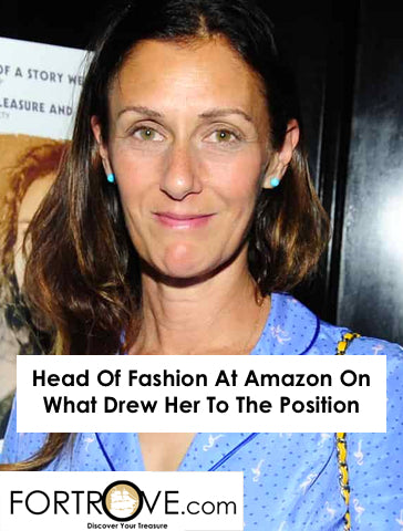 Head Of Fashion At Amazon On What Drew Her To The Position & More