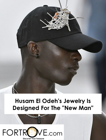 Husam El Odeh's Jewelry Is Designed For The