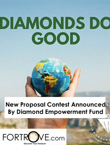 New Proposal Contest Announced By Diamond Empowerment Fund