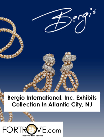 Bergio International, Inc. Exhibits Collection In Atlantic City, New Jersey
