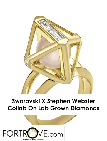 Swarovski X Stephen Webster Collab On Lab Grown Diamonds