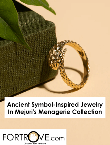 Ancient Symbol-Inspired Jewelry In Mejuri's Menagerie Collection