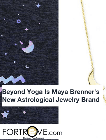 Beyond Yoga Is Maya Brenner's New Astrological Jewelry Brand