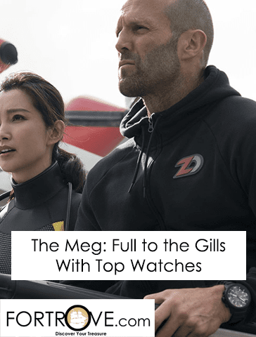 The Meg: Full to the Gills With Top Watches