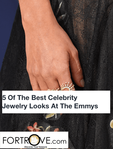 5 Of The Best Celeb Jewelry Looks At The Emmys