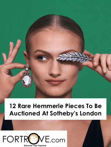 12 Rare Hemmerle Pieces To Be Auctioned At Sotheby's London