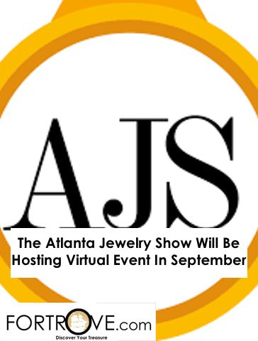 The Atlanta Jewelry Show Will Be Hosting Virtual Event In September