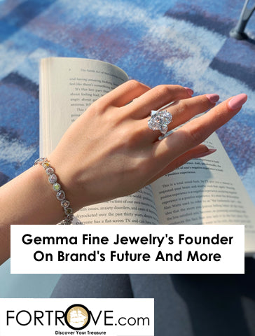 Gemma Fine Jewelry's Founder On Brand's Future And More