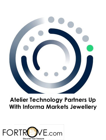 Atelier Technology Partners Up With Informa Markets Jewellery