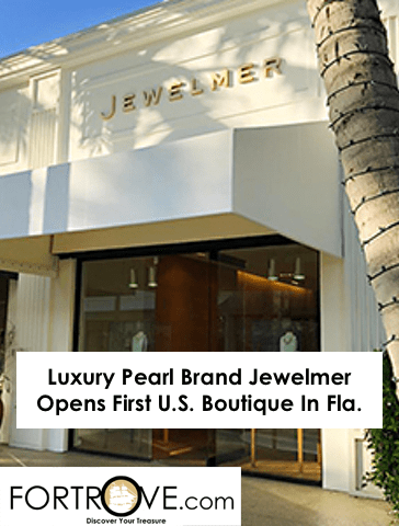 Luxury Pearl Brand Jewelmer Opens First U.S. Boutique In Fla.