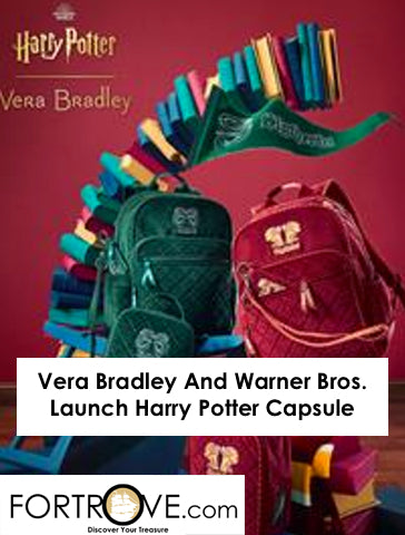 Vera Bradley And Warner Bros. Launch Harry Potter Capsule