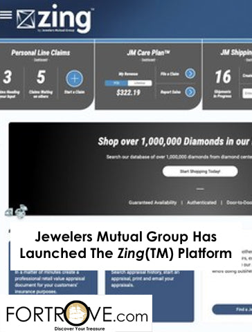 Jewelers Mutual Group Has Launched The Zing(TM) Platform