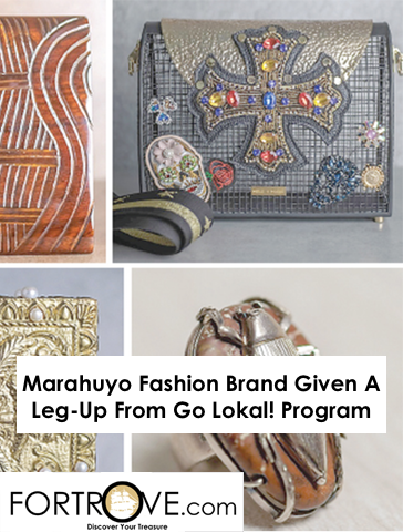 Marahuyo Fashion Brand Given A Leg-Up From Go Lokal! Program