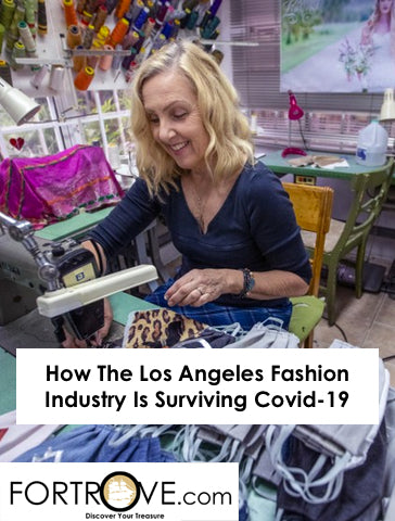 How The Los Angeles Fashion Industry Is Surviving Covid-19