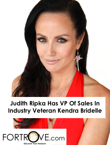 Judith Ripka Has VP Of Sales In Industry Veteran Kendra Bridelle