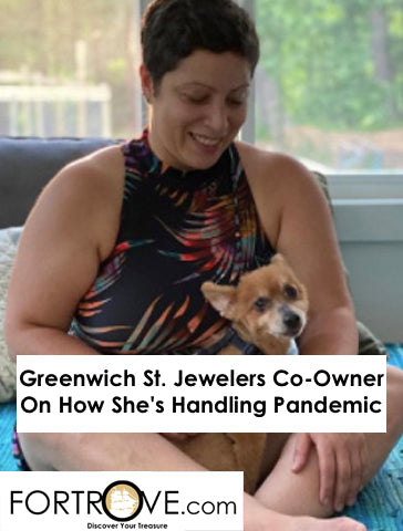 Greenwich St. Jewelers Co-Owner On How She's Handling Pandemic