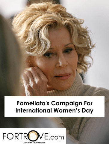 Pomellato's Campaign For International Women's Day