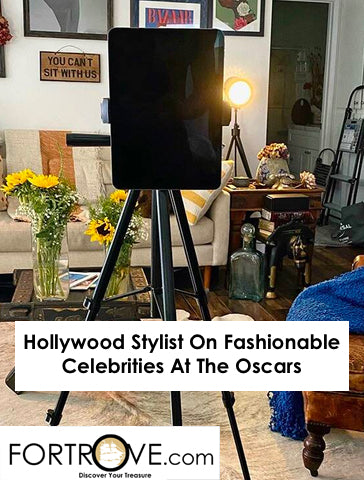 Hollywood Stylist On Fashionable Celebrities At The Oscars