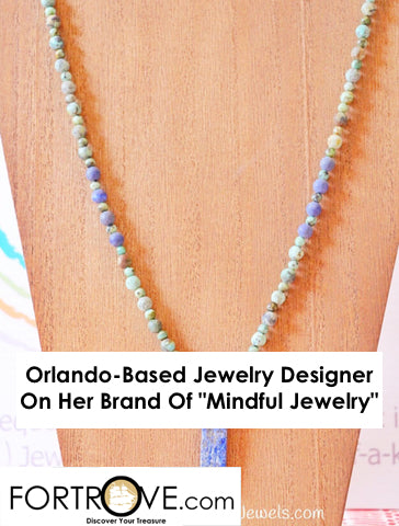 Orlando-Based Jewelry Designer On Her Brand Of