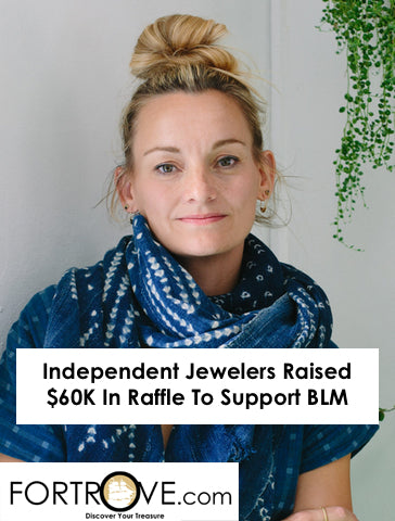 Independent Jewelers Raised $60K In Raffle To Support BLM