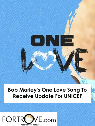 'One Love' Song To Receive Update For UNICEF, Pandora Donates