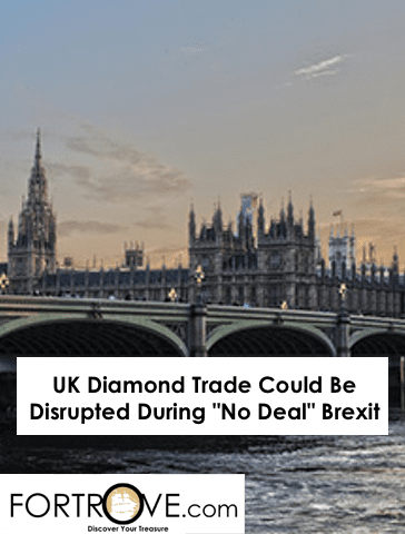 UK Diamond Trade Could Be Disrupted During