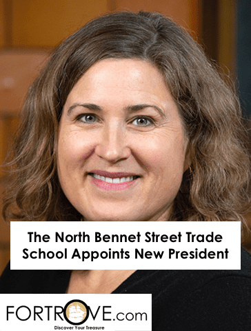 The North Bennet Street Trade School Appoints New President