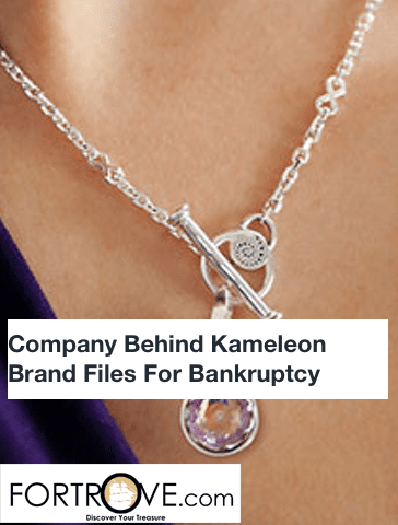 Company Behind Kameleon Brand Files For Bankruptcy